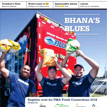 NZ Grower Magazine 2014 – March