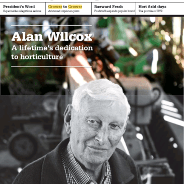 NZ Grower Magazine 2014 – April