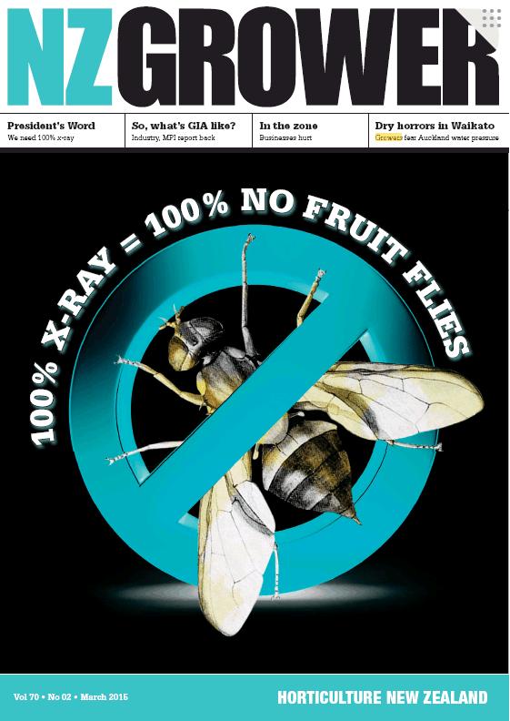 NZ Grower Magazine 2015 – March