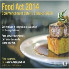 Food Act workshops