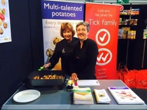 Potatoes NZ and the Food Show