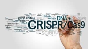 CrISPR word bubble