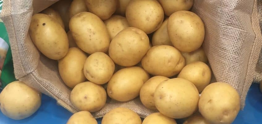 Potatoes: whole, real, natural and buzzword-friendly
