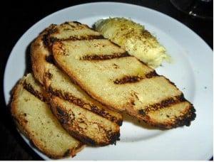 Brandade potato bread